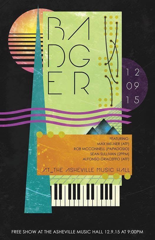 Badger at Asheville Music Hall