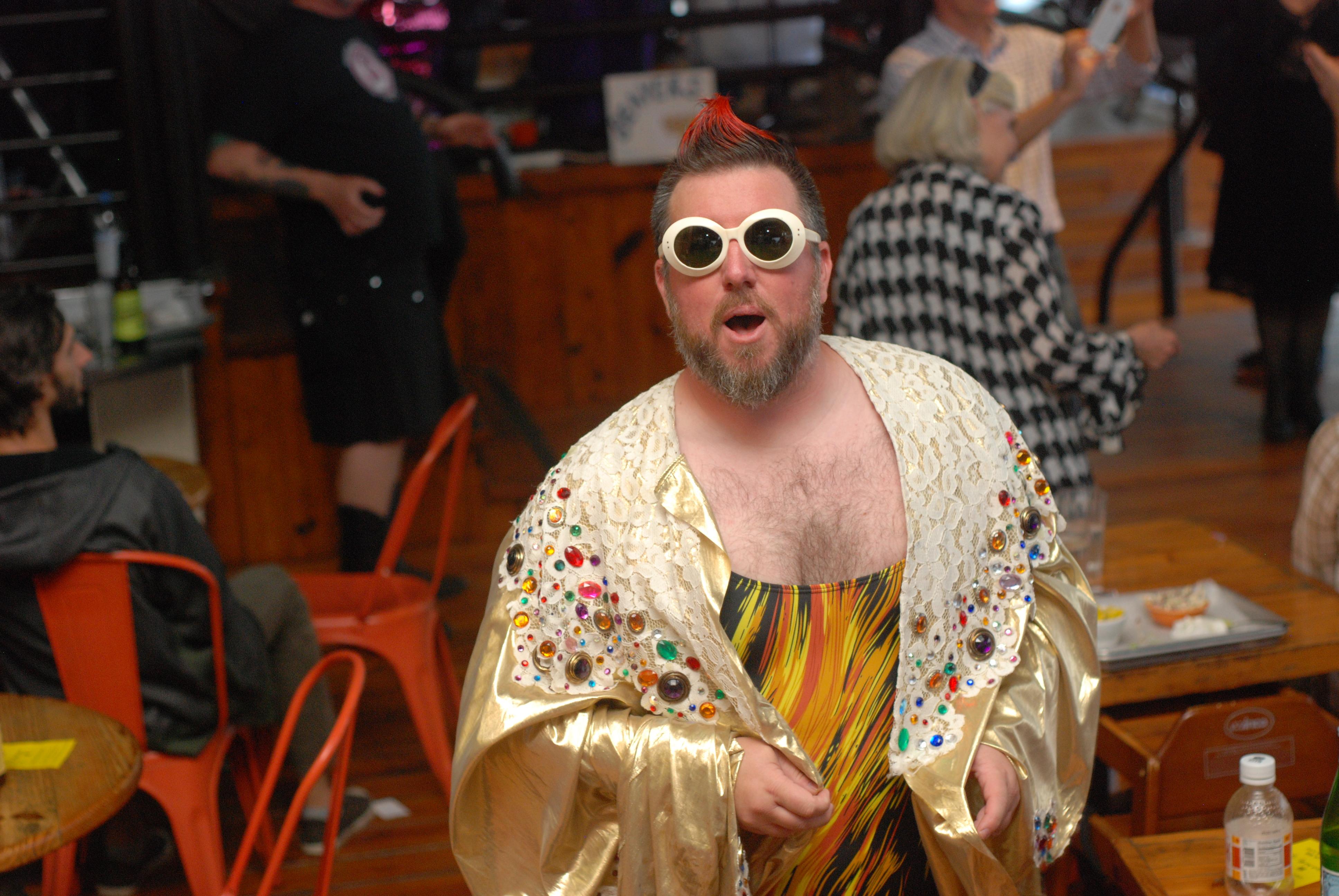 Erik Lars Myers as Twiggy Stardust