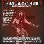 Zombie Cabaret Flyer