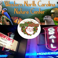 Gritmas Day 2: WNC Nature Center and Grail Moviehouse