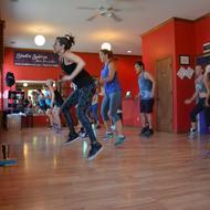Dance Class at Studio Zahiya