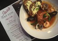 Isa's seafood bouillabaisse
