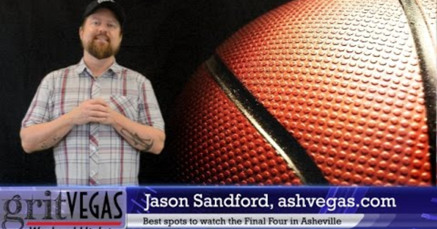 Embedded thumbnail for Where to Watch the Final Four on the Asheville GritVegas Weekend Update