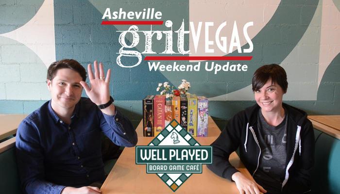 Well Played GritVegas Update