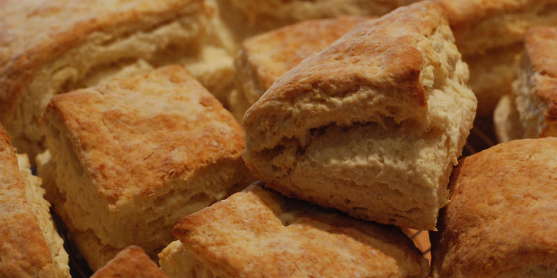 Biscuits. Source: Flickr (deadling)