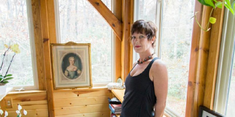 Designer Kristin Alexandra Tidwell