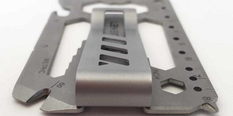 Lever Gear Silver Toolcard