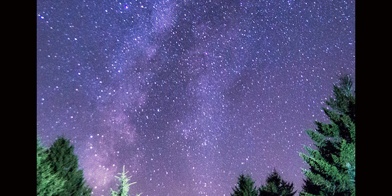 Look at the Stars Beautiful