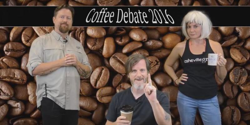 GritVegas Coffee Debate 2016
