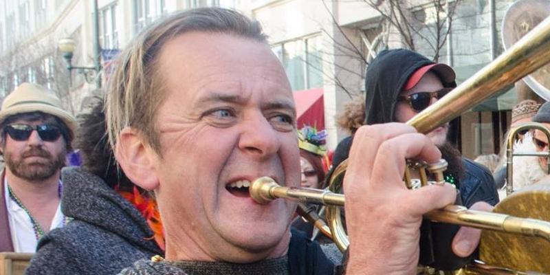 Asheville Mardis Gras Parade
