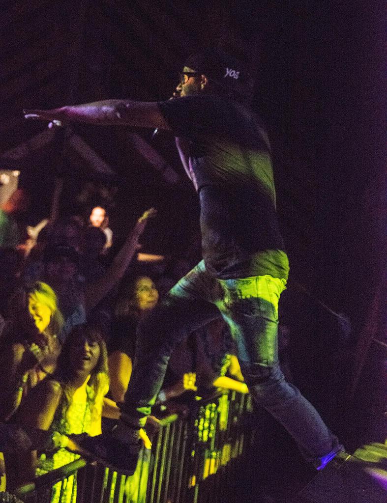 MC Yogi at New Mountain Asheville