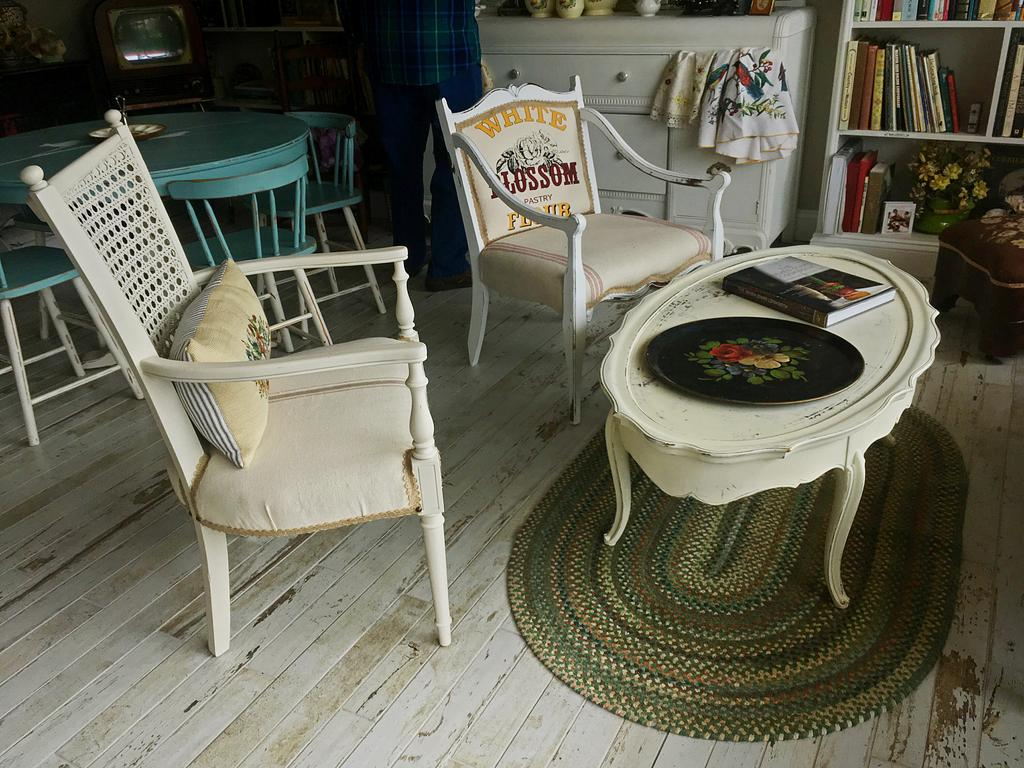 Upcycled furnishings