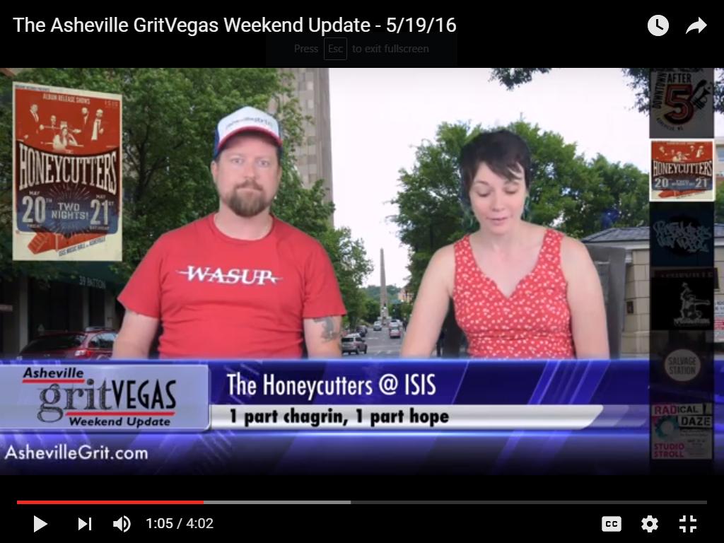 GritVegas Weekend Update 5/19-5/22