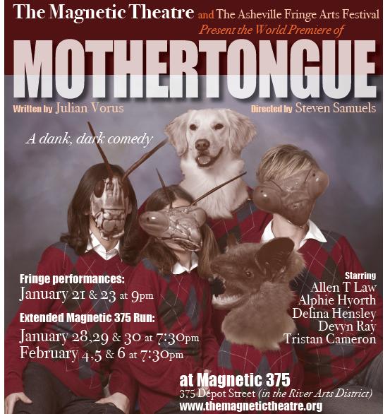 Mothertongue poster