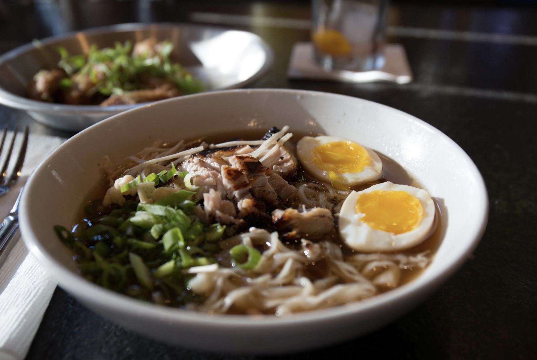 Tonkotsu Ramen at Gaijin Noodle Bar. Credit: Mark Chandler