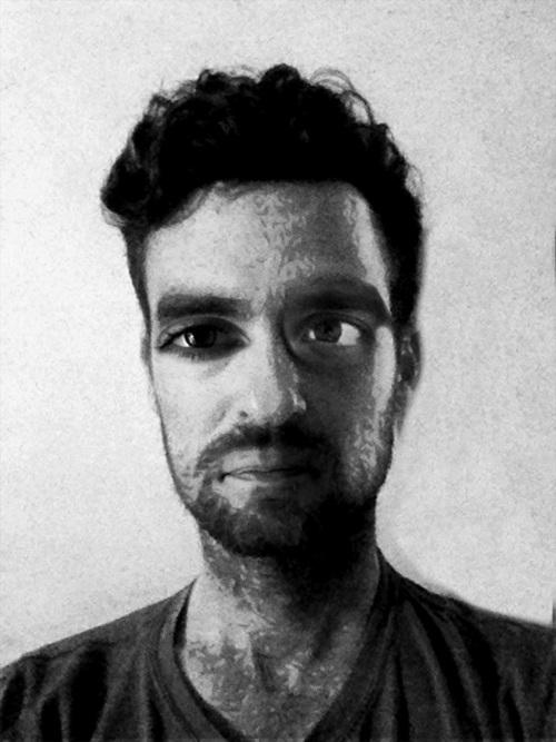 Jordan Geiger. Image courtesy of the artist.