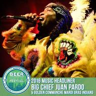 Big Chief Juan Pardo