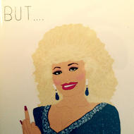 Parton My French But