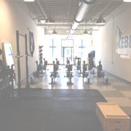 Rebel Gym interior
