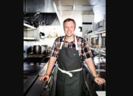 Chef William Dissen of The Market Place. Source: marketplace-restaurant.com