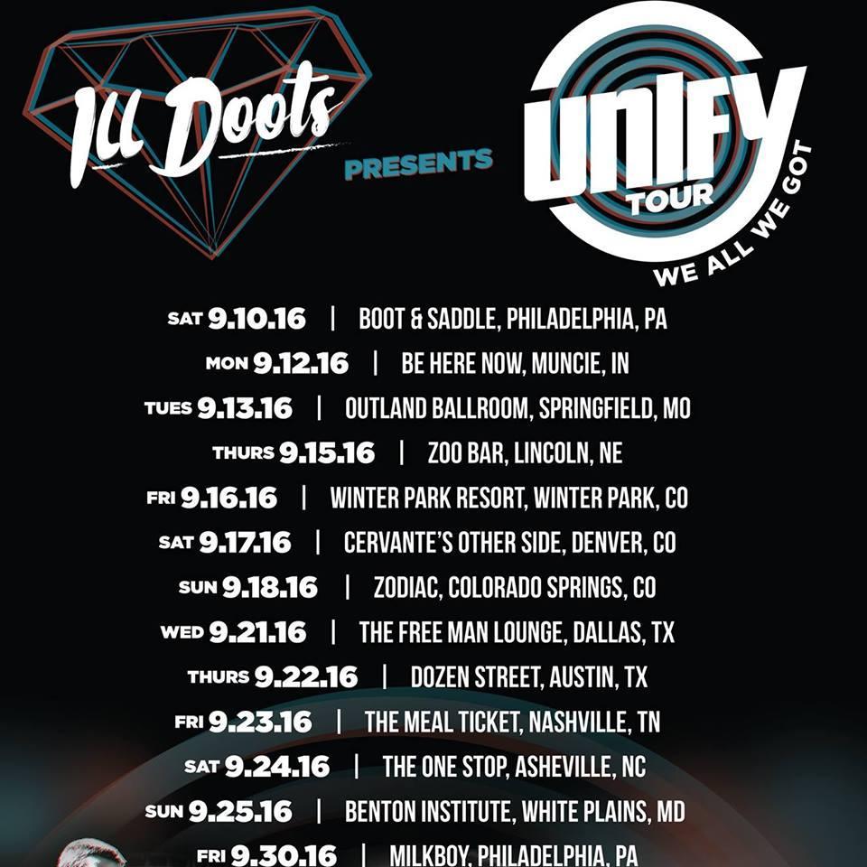 Unify Tour
