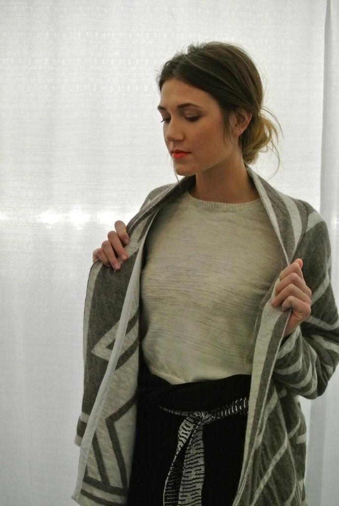 Allyson Ansusinha // Lexus Charleston Fashion Week 2017