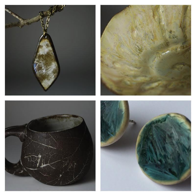 Evan Cornish-Keefe (Willemite) - ceramic pottery and jewelry