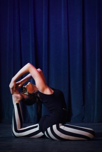 Contortion by Iris Augusta, February 2017