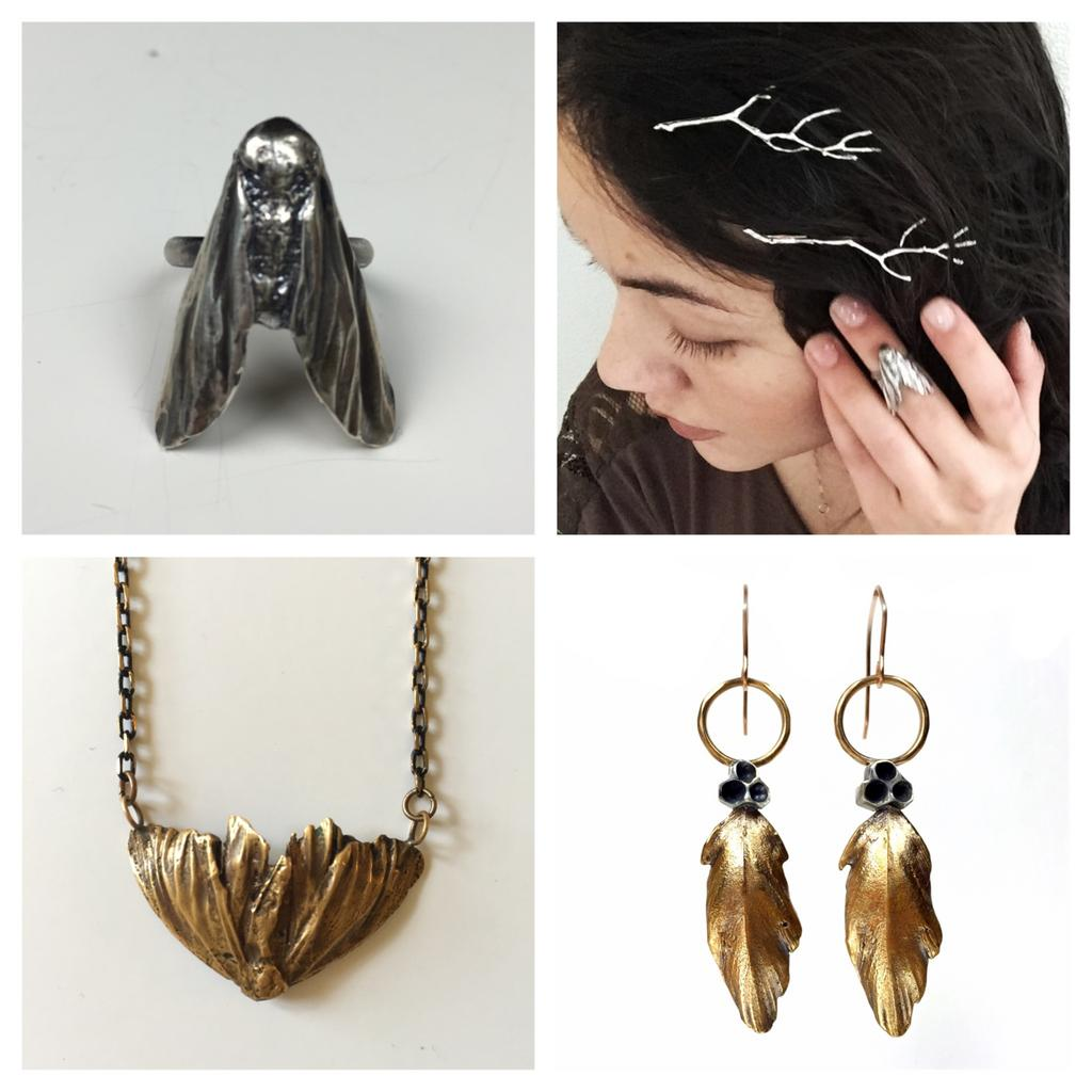 Sy Lawing (SY) - metal jewelry