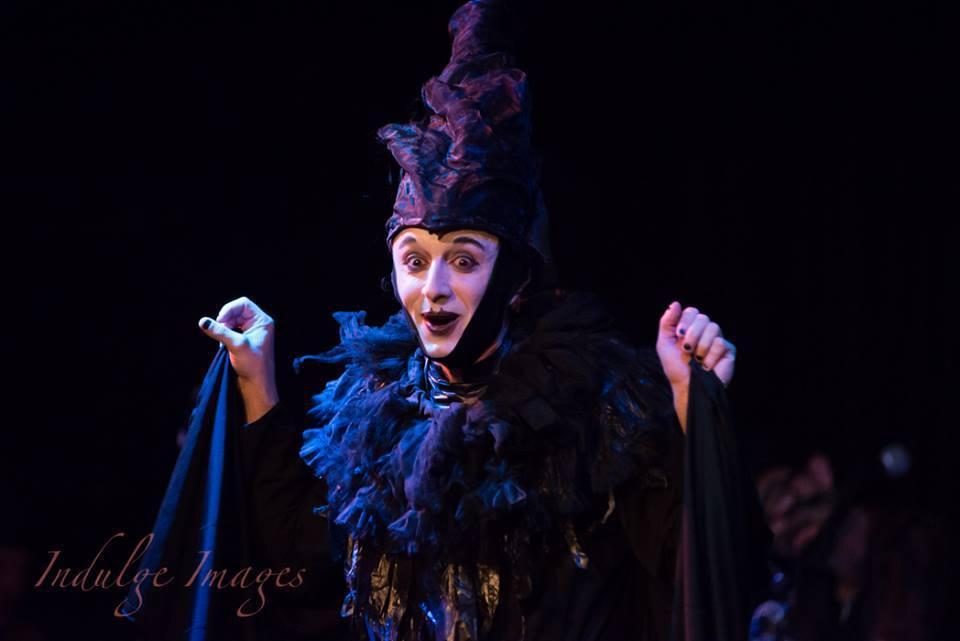 Keith Shubert, Toybox Theatre - February 27, 2016 Asheville Vaudeville